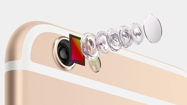 Apple detecta un problema en la cámara del iPhone 6 Plus