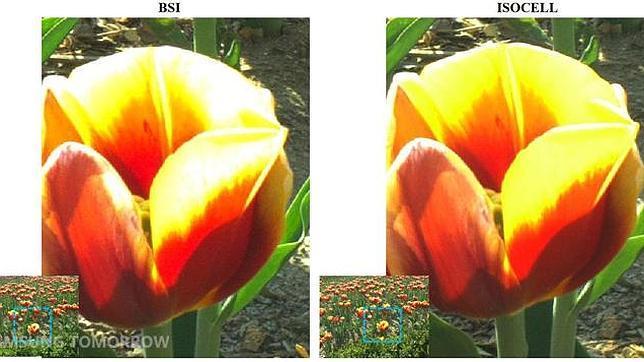 Samsung promete fotos con mejores colores y luz con la tecnología Isocell
