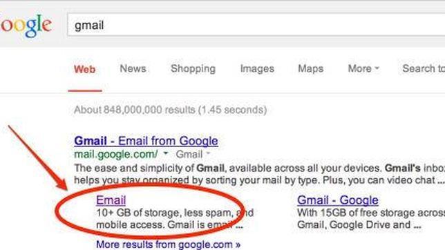 Un fallo en Gmail provoca que usuarios reciban miles de correos a su cuenta de Hotmail