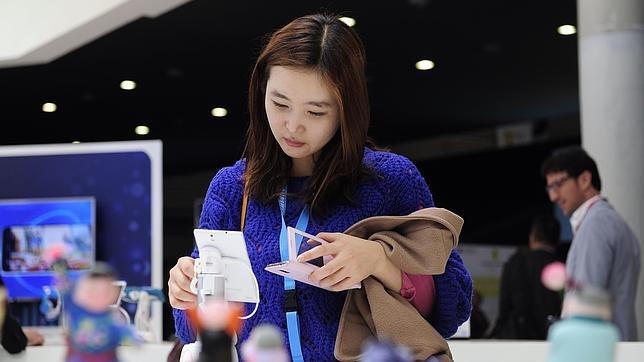 MWC 2014: Los «phablets» se meten en el bolsillo de los consumidores