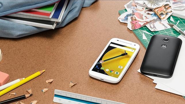 Moto E, un smartphone 4G para presupuestos apretados