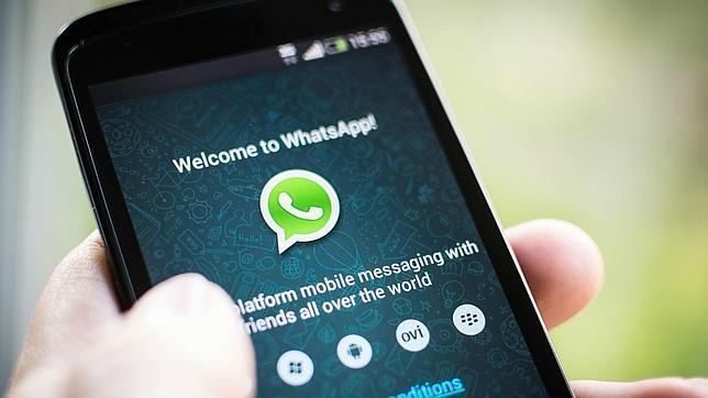 España, el cuarto país en el mundo en el uso de WhatsApp