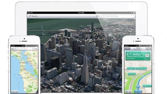 Apple busca la solución para mejorar su servicio de mapas