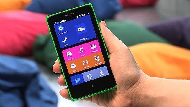El Nokia X se agota en China en cuatro minutos