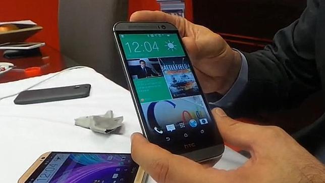 HTC One M8, un primer acercamiento