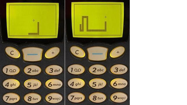 ¿Recuerdas el mítico juego de Snake? Vuelve a 1997 desde un «smartphone»