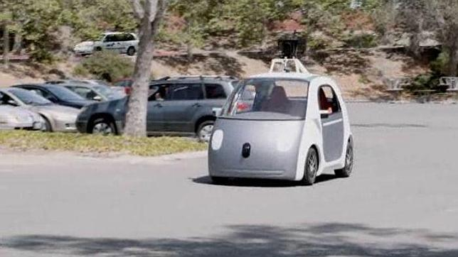 Los coches de Google tendrán airbags exteriores