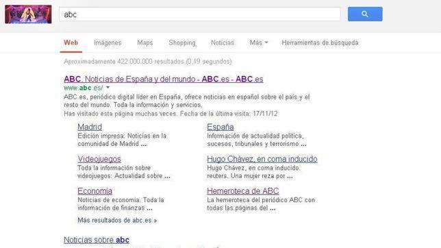 Google retira la previsualización de las búsquedas