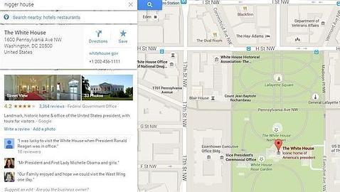 ¿Qué pasa si buscas tu nombre en Google Maps?