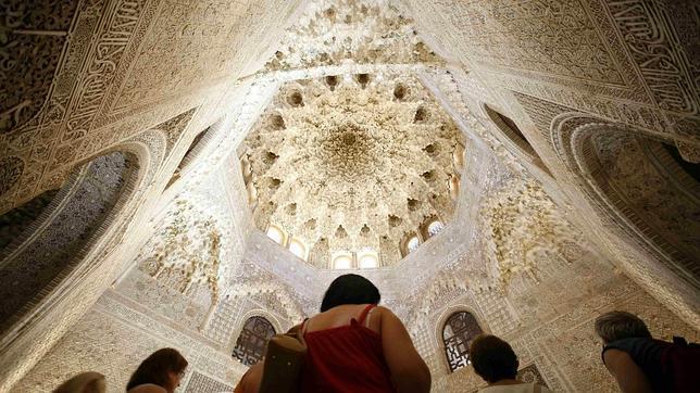 Llega a España el Trekker de Google, que mostrará la Alhambra más desconocida