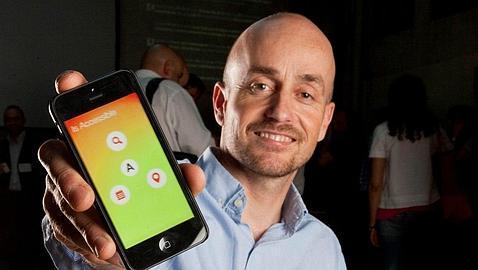 Una 'app' sin barreras físicas