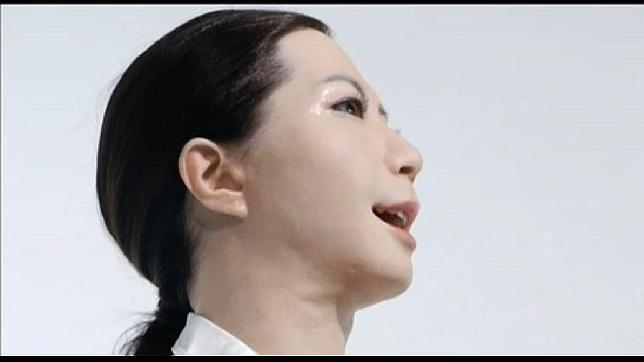 La presentadora de televisión del futuro es un robot