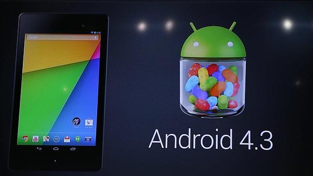 Android 4.3, un Jelly Bean más «dulce»