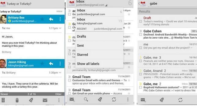 Google se disculpa por once horas de fallos en Gmail
