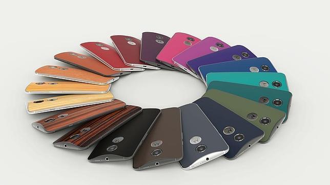 El Nexus X de Google será una versión más potente y grande del Moto X