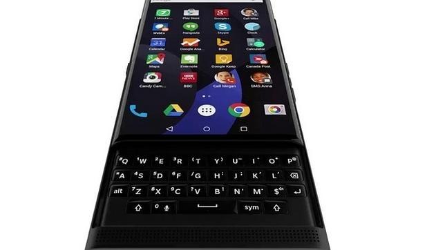 Confirmada la nueva Blackberry Priv, el primer dispositivo con sistema Android