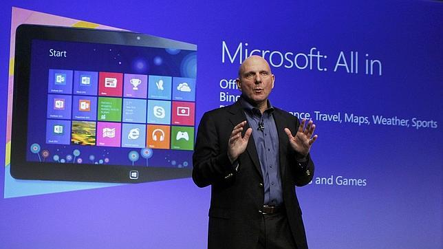 Windows 8, un sistema operativo con alma de tableta