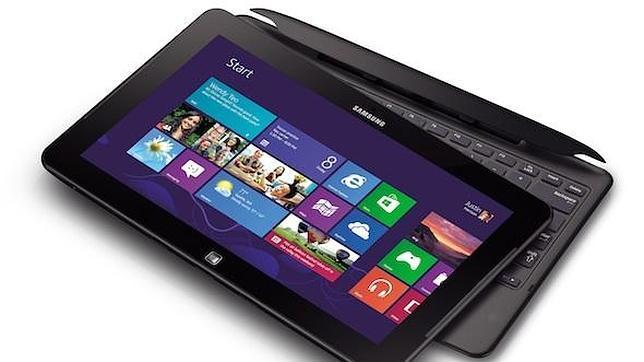 ATIV Smart PC, la potencia de un portátil y la comodidad de un tablet