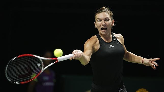 Halep y Williams se verán las caras en la final