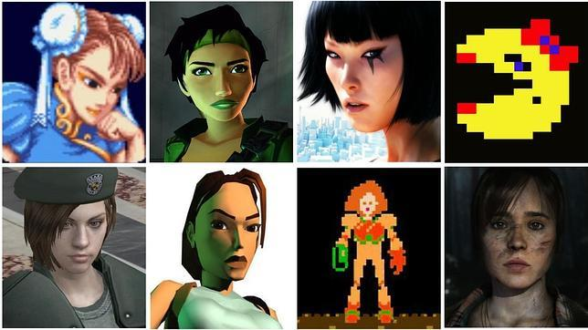 Superando el papel secundario de la mujer en los videojuegos
