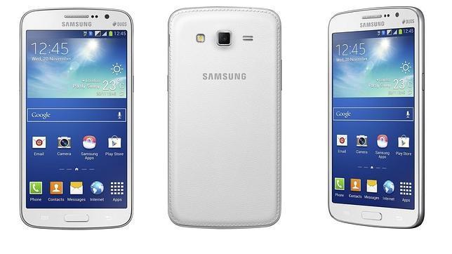 Samsung vuelve a apostar por lo grande y presenta el Galaxy Grand 2