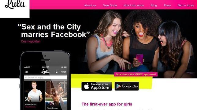 Lulu, una nueva red social para que las mujeres compartan opiniones