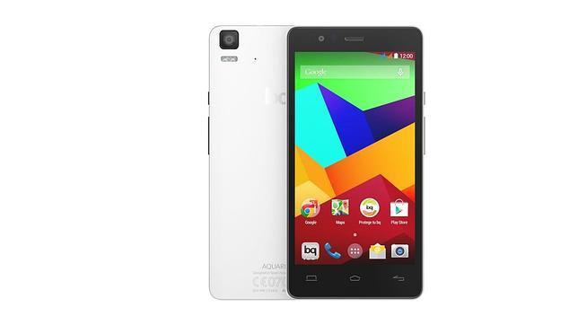 BQ apuesta por los «smartphones» y tabletas de alta gama a bajo precio
