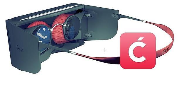 Pinc VR: unas gafas de realidad virtual para el iPhone 6
