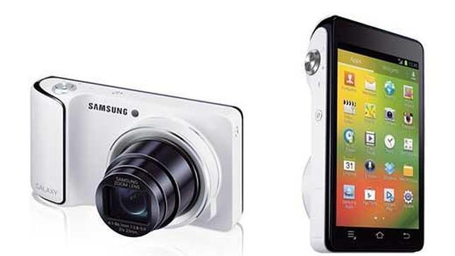 Samsung Galaxy Camera socializa la fotografía digital
