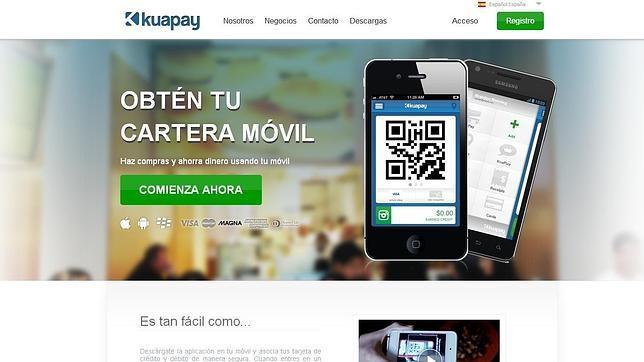 Kuapay desembarca en España con su servicio de pago por móvil