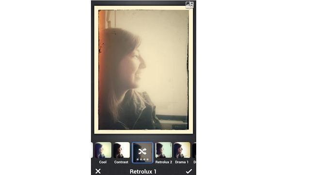 Google+ pone el foco en Instagram con sus nuevos filtros para imágenes