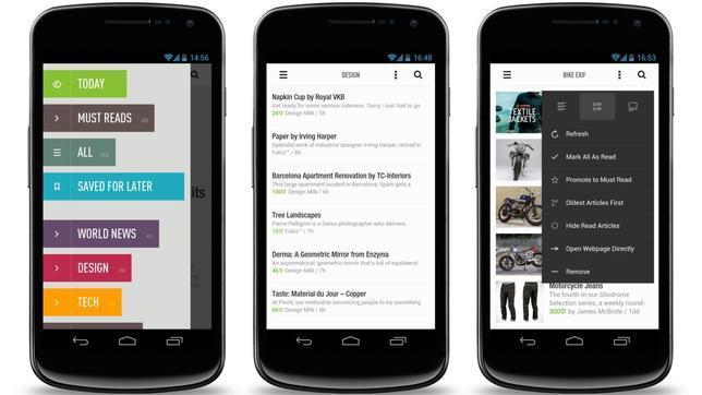 Cómo migrar etiquetas de Google Reader a Feedly