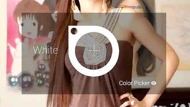 Google Glass ya tiene su primera «app» para daltónicos: Color Picker