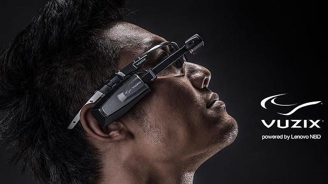 Lenovo lanzará el nuevo rival de las Google Glass
