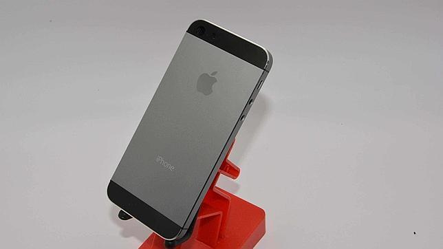 El iPhone 5S, en gris y mucho más rápido que su predecesor