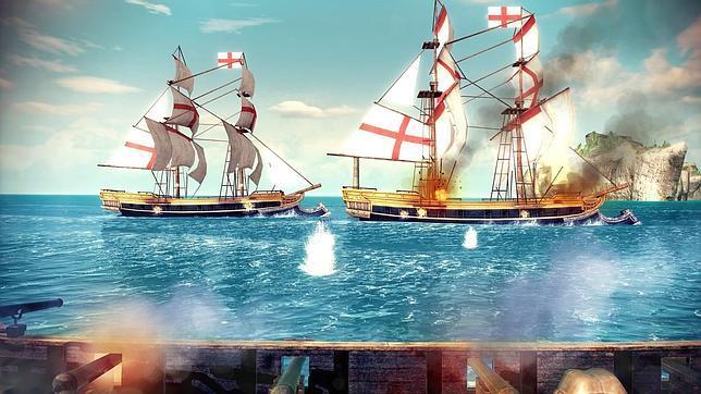 «Assasins Creed: Pirates» llegará a iOS y Android en diciembre