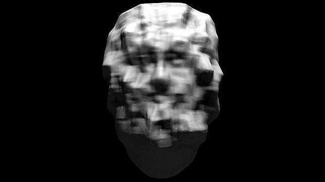 Así ve tu cara el programa de reconocimiento facial de Facebook