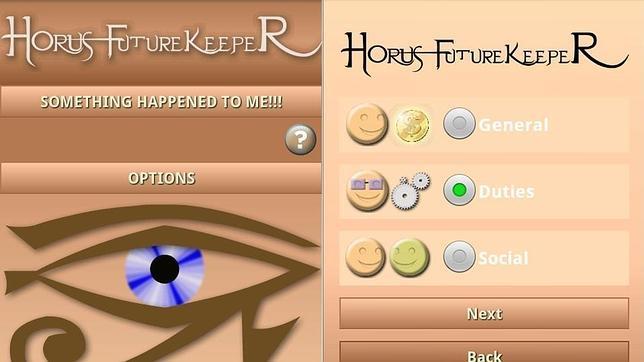 Horus Future Keeper: una «app» que pronostica el futuro