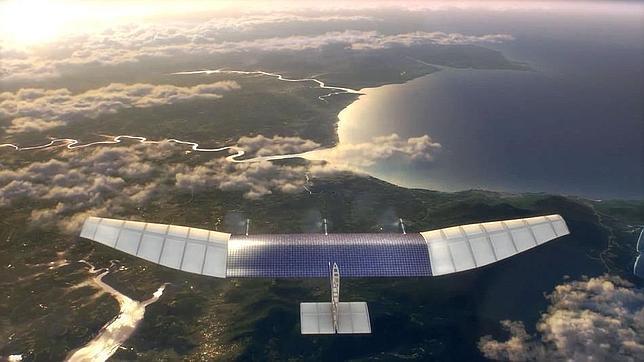 Facebook prueba con éxito su dron para llevar internet al fin del mundo