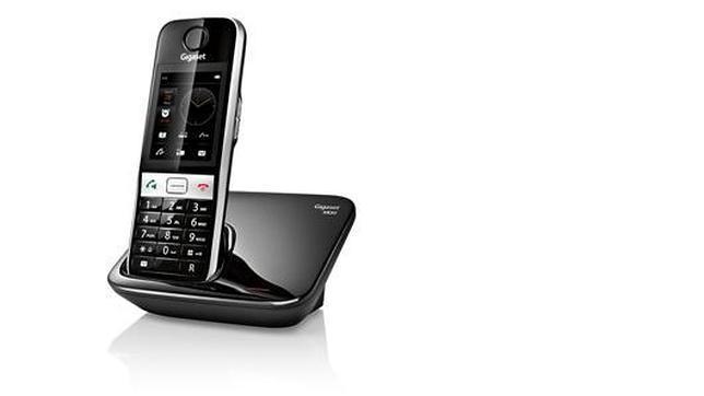 Gigaset s820, el telefóno de toda la vida pero actual