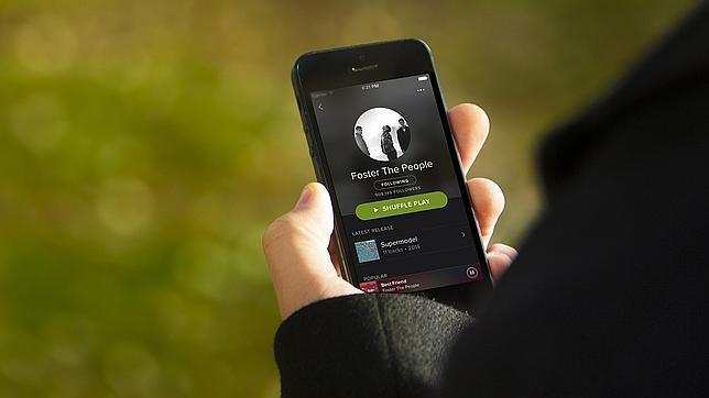 Spotify sufre una brecha de seguridad y pide actualizar su app en Android