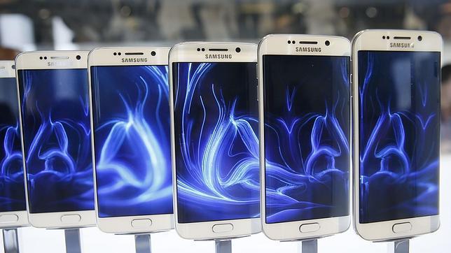 Desaceleración del «smartphone» en un mercado liderado por Samsung