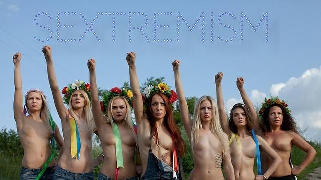 Femen España planta cara a Facebook