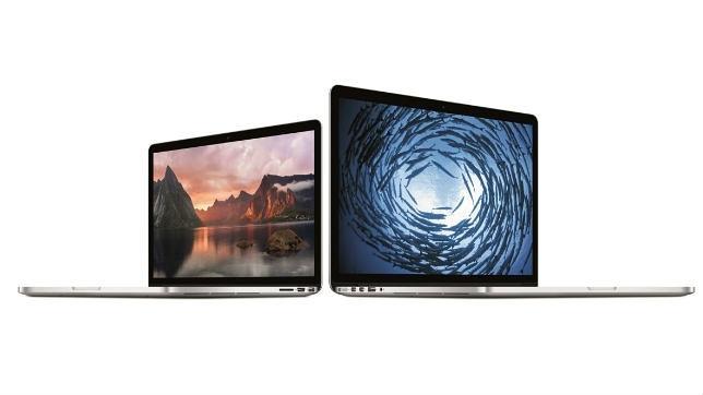 Apple lanza una actualización para solucionar un fallo en los MacBook Pro fabricados en 2015