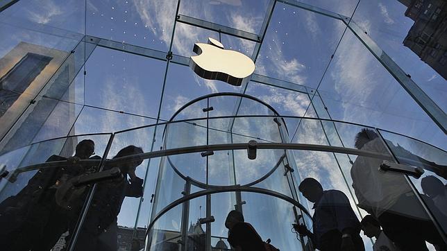 Así prepara Apple la llegada de los nuevos iPhone 5C y iPhone 5S en sus tiendas