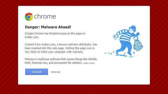 Google y su lucha contra el «malware»