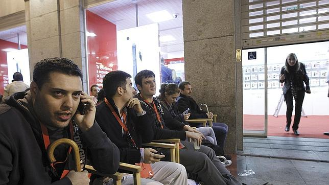 Esperando la llegada del iPhone 5 en España
