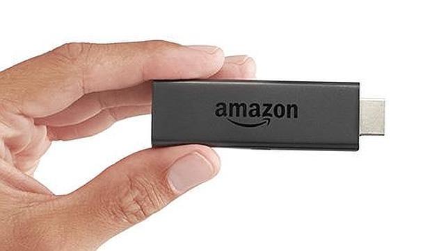 Amazon también entra en la guerra contra Chromecast con Fire TV Stick