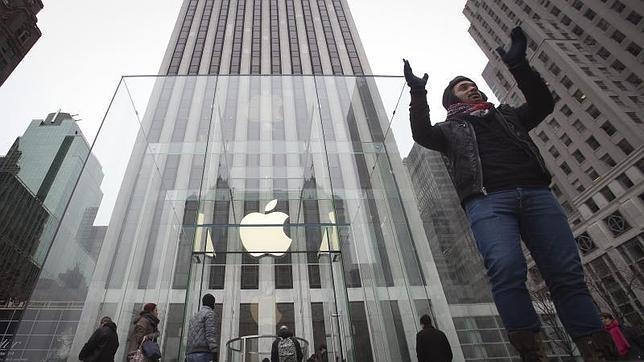 Apple vuelve a pedir a EE.UU. que prohíba algunos productos de Samsung
