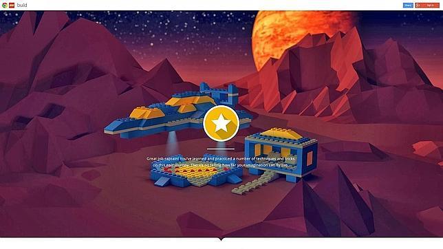 Google y LEGO se unen para que los usuarios desaten su creatividad en Chrome